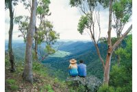 Hiking in Tamborine Mountain