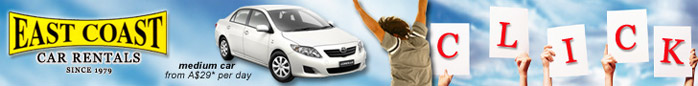 East Coast Car Rentals - Click Here
